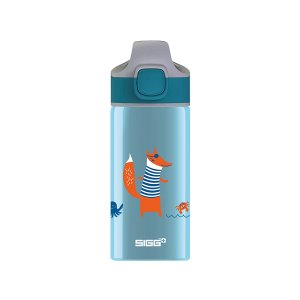 Kids Water Bottle Miracle 400ml Fox