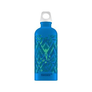 SIGG Water Bottle 600ml Lucid Florid Electric Blue