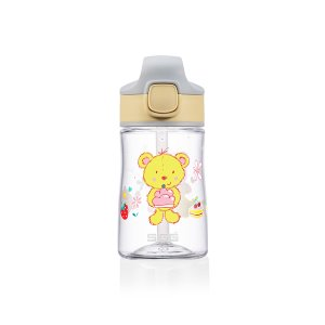 Kids Water Bottle Miracle Furry Friend 350ml
