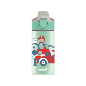 Kids Water Bottle Miracle 400ml Fireman