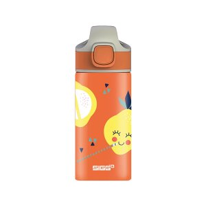 Kids Water Bottle Miracle 400ml Lemon