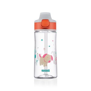 Kids Water Bottle Miracle Puppy Friend 450ml