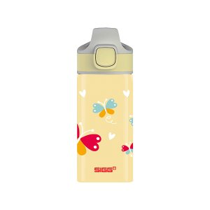 Kids Water Bottle Miracle 400ml Butterfly