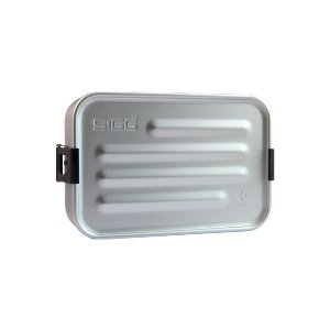 SIGG Metal Food Box (Small) - Aluminium